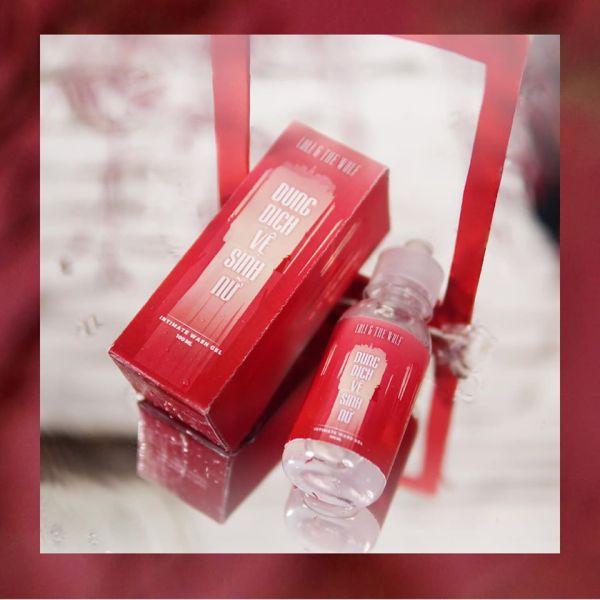 Dung dịch vệ sinh phụ nữ Original hương hoa cỏ hoàn toàn thiên nhiên an toàn cho da chai 100ml - LOLI THE WOLF giá rẻ