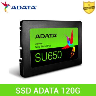 SSD Adata 120G SU650 2.5 inch SATA III (Đọc 520MB s - Ghi 450MB s) - (ASU650SS-120GT-R) thumbnail