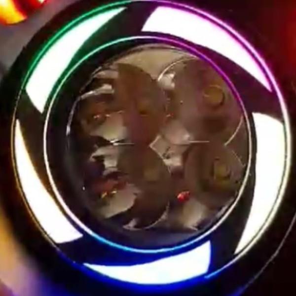 Đèn trợ sáng U7 viền 7M lõi L4