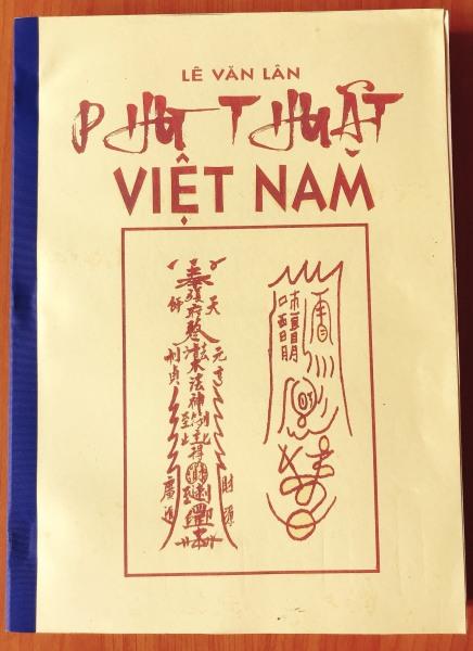 Mua Sách Phù thuật Việt Nam - Lê Văn Lân