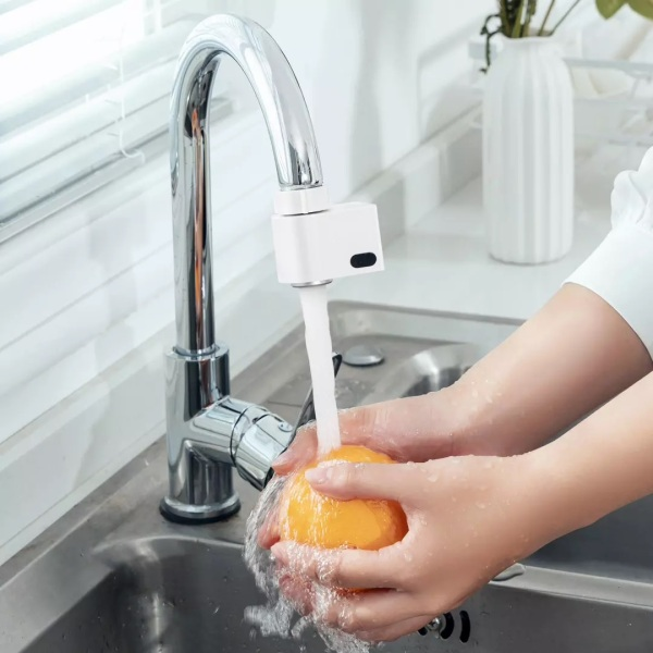 Bảng giá Đầu vòi cảm ứng tiết kiệm nước thông minh autowater Xiaoda HD-ZNJSQ-0