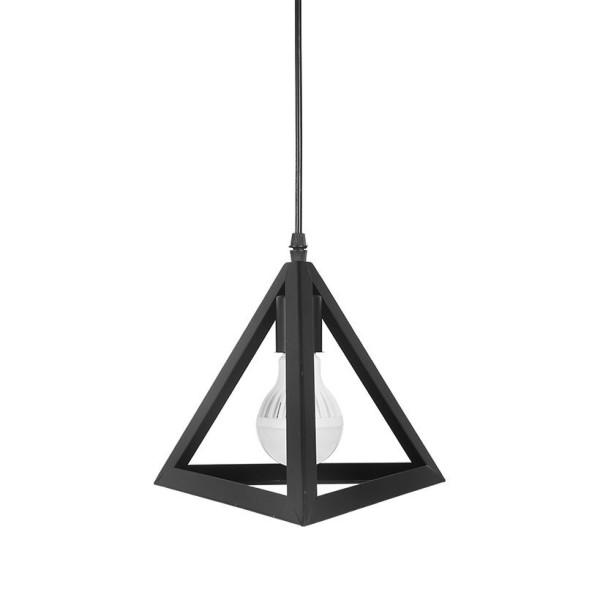 Đèn thả tam giác - anteico đèn trang trí giá rẻ