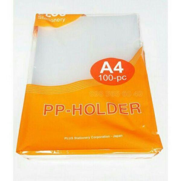 Bìa lá A4 thương hiệu nhật bản hàng dày (1 xấp /100cai)
