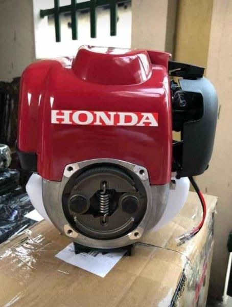 Máy cắt cỏ Honda GX35 - Động cơ 4 thì - Máy cắt cỏ cầm tay - Loại xịn - nhập khẩu 100% -