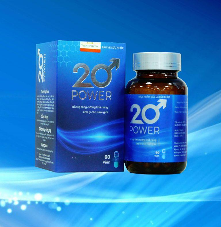 20 Power Thực phẩm tăng cường chức năng sinh lý nam