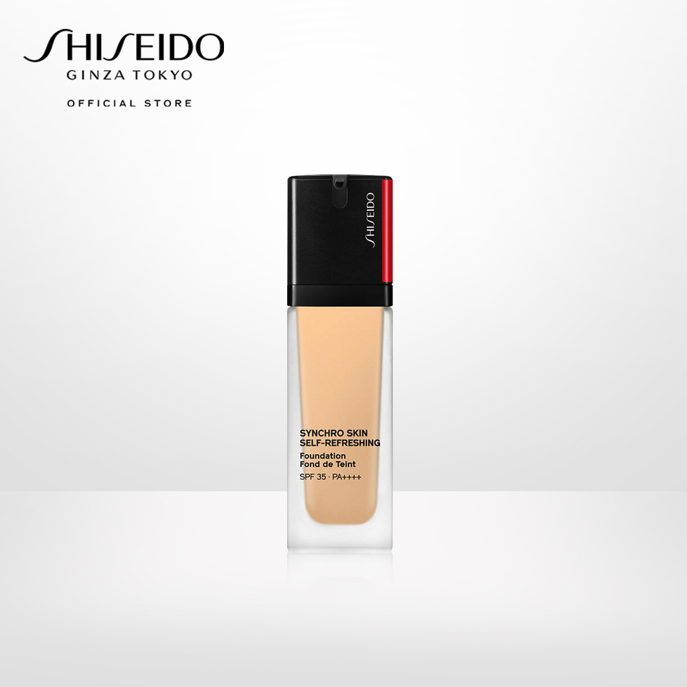 Phấn nền dạng lỏng Shiseido Synchro Skin Self-Refreshing Foundation 30ml