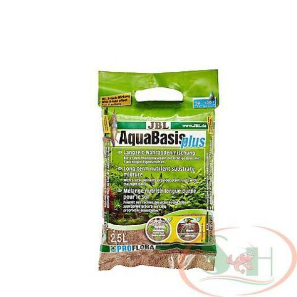 Cốt Nền Dinh Dưỡng Đậm Đặc Jbl Aquabasic Plus Bao 2.5 Lít