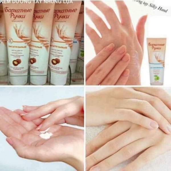 [Bán Chạy Số 1 Tại NGA] Kem dưỡng da tay nổi tiếng tại Nga được chiết xuất từ thiên nhiên an toàn cho da nay đã có mặt giá rẻ