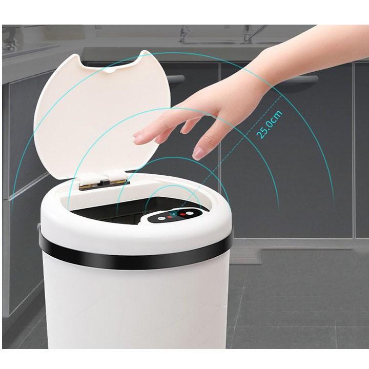 Thùng rác cảm ứng thông minh - 5
