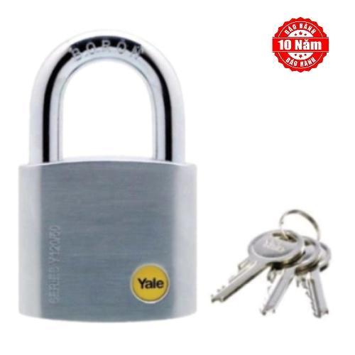 Khóa bấm Yale Y120/50/127- khóa móc, khóa treo cao cấp- NPP AALock
