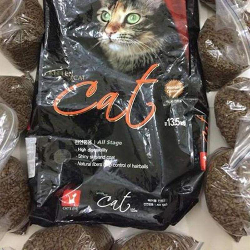 Thức ăn mèo Hàn quốc Cateye túi 13,5Kg