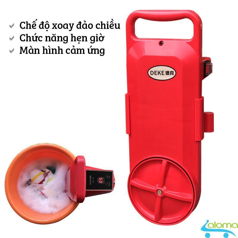 Bảng giá Máy giặt mini tại xô DEKE GT-16AC tiết kiệm điện có hẹn giờ và đảo chiều Điện máy Pico