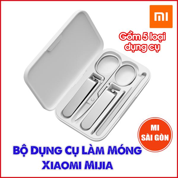 Bộ Dụng Cụ Làm Móng Xiaomi Mijia ( Bộ 5 dụng cụ ) cao cấp