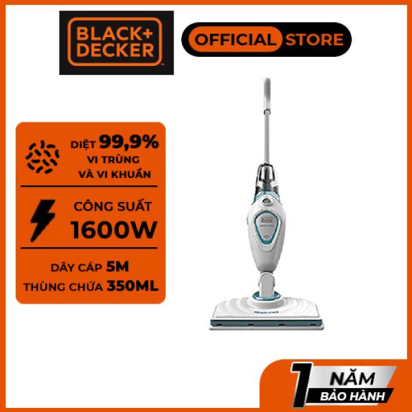 Máy lau sàn 1600W Black+Decker FSM1620-B1| Bảo Hành 1 năm | Chính Hãng