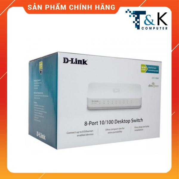 Giá Bộ chia mạng Swith TP - LINK 8 cổng  - HÀNG CHÍNH HÃNG