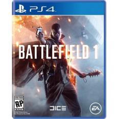 Hình ảnh Đĩa Game Battlefield1 dành cho PS4 (Vàng)