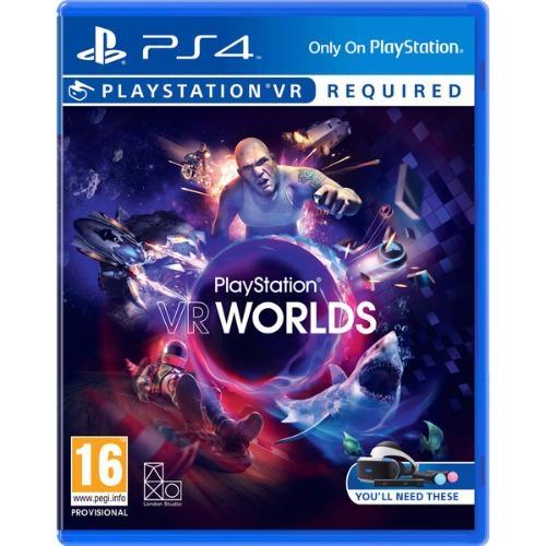 Đĩa Game Playstation Vr Worlds Dành Cho Ps Vr -Ps4