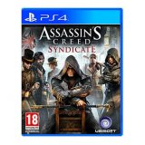 Ôn Tập Đĩa Game Ps4 Assassin Creed Syndicate Xanh