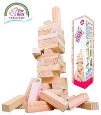 Hình ảnh Đồ Chơi Rút Gỗ Mộc Funny Tower