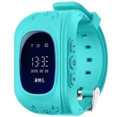 Hình ảnh Đồng hồ định vị trẻ em GPS Smartwatch ( Xanh)