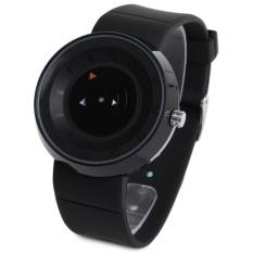 Đồng hồ nam dây nhựa dẻo GMGN BK052_BL7148 (Đen)