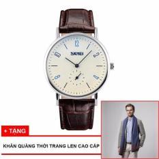 Giá Bán Đồng Hồ Nam Thời Trang Chống Nước Tặng Khăn Quang Nam Len Cao Cấp Khsd028Sdtrang003 Mới