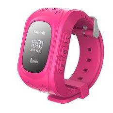 Đồng hồ thông minh định vị GPS Q50 (Hồng)