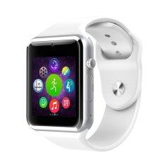 Bán Đồng Hồ Thong Minh Smart Watch Gm08 Gắn Sim Độc Lập Trắng Smart Nguyên