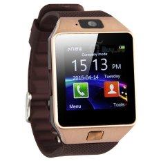 Đồng Hồ Thong Minh Smartwatch Uwatch Dm09 Plus Nau Rẻ