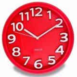 Giá Bán Đồng Hồ Treo Tường Kim Troi Aoyun Clock Đỏ Ti307 Blush Pink