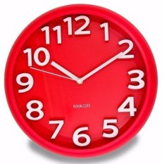 Cửa Hàng Đồng Hồ Treo Tường Kim Troi Aoyun Clock Đỏ Ti307 Blush Pink None Trong Hà Nội
