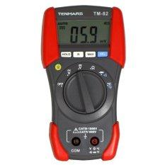 Đồng hồ vạn năng Tenmars TM-82