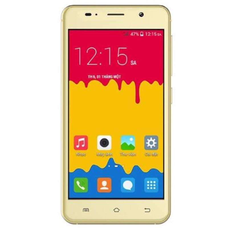 ĐTDĐ LV Mobile LV1800 4GB - 2 SIM (Gold)