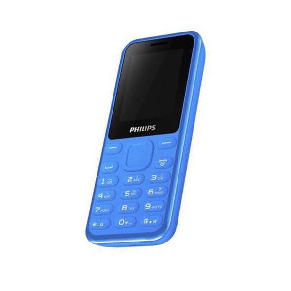 ĐTDĐ Philips E105 2 Sim (Xanh) - Hãng phân phối chính thức