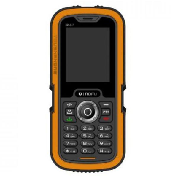 Điện thoại di động SUNTEK NOMU U1 2 SIM (Cam) | Hàng nhập khẩu chính hãng