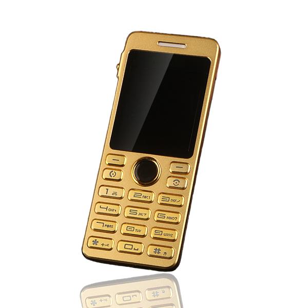 Điện thoại di động SUNTEK Vicool V5 (Vàng) | Hàng nhập khẩu chính hãng