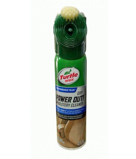 Dung Dịch Giặt Nệm Khử Mùi, Diệt Khuẩn Turtle Wax Power Out 18 Fl.Oz