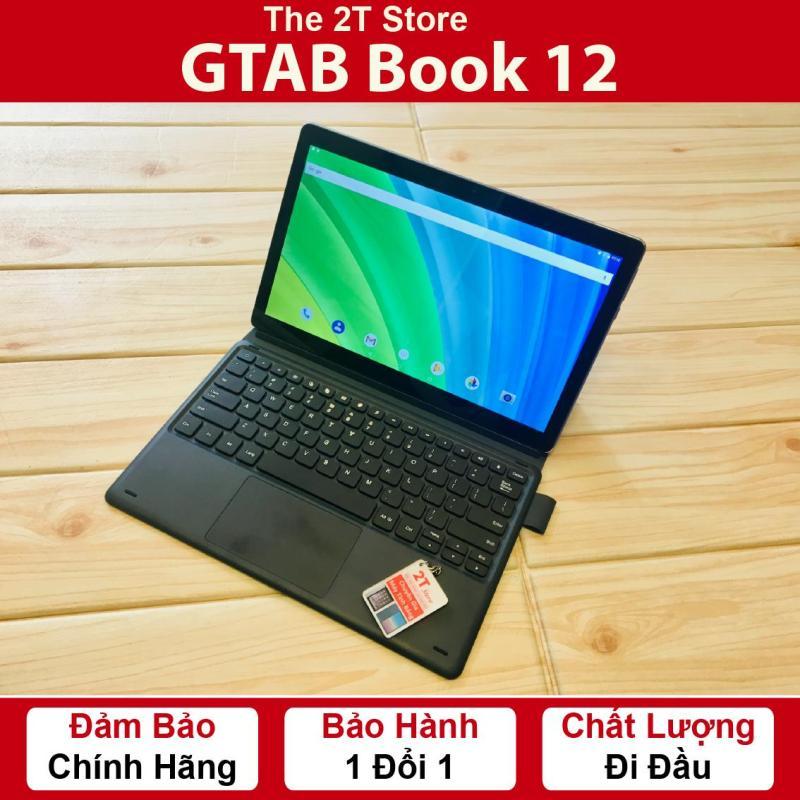 Máy tính bảng Gtab Book 12 3GB RAM (Wifi+3G) (Màu Bạc Xám) (Hàng nhập khẩu)