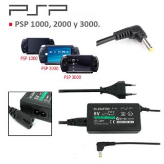 Bộ Adapter Sạc Dùng Cho Máy Game PSP 1000 2000 3000 1