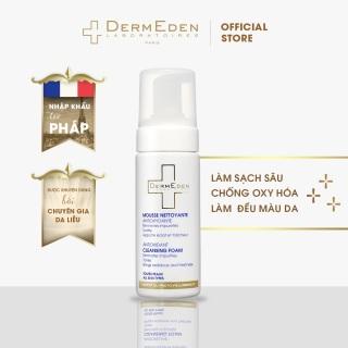 Sữa rửa mặt chống lão hoá da DermEden AntiOxidant Cleansing Foam 150ml thumbnail