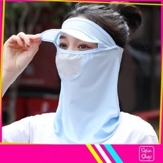 Khẩu Trang Ninja Nin Ja Nam Nữ Che Kín Mặt Có Mũ Chống Nắng Bụi Tia UV MUDAI21 - Khau Trang Ninja Nin Ja Nam Nu Che Kin Mat Co Mu Chong Bui Nang Tia UV - SHOP SOFIA thumbnail