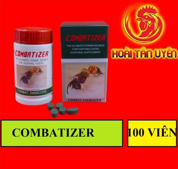 COMBATIZER dinh dưỡng cho gà đá 100 viên 1 hộp