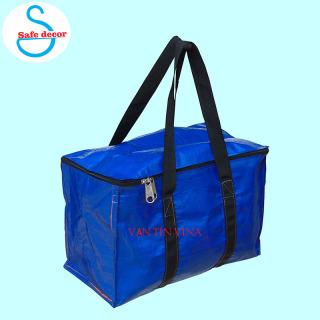 Túi bạt đựng đồ cao cấp xanh cam SAFE - XC502545 thumbnail