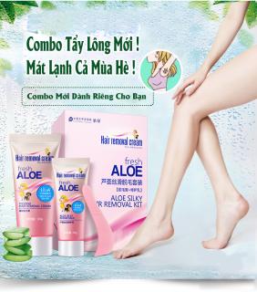 Lilia Combo Kem Tẩy Lông Tái Tạo Da thumbnail