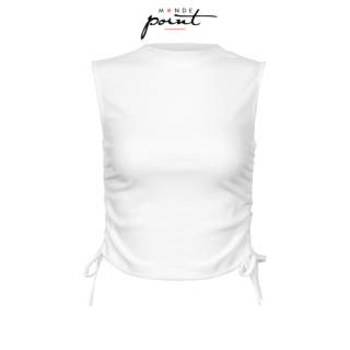 Áo T-Shirt nữ không tay Monde Point MPWA08101011 thumbnail