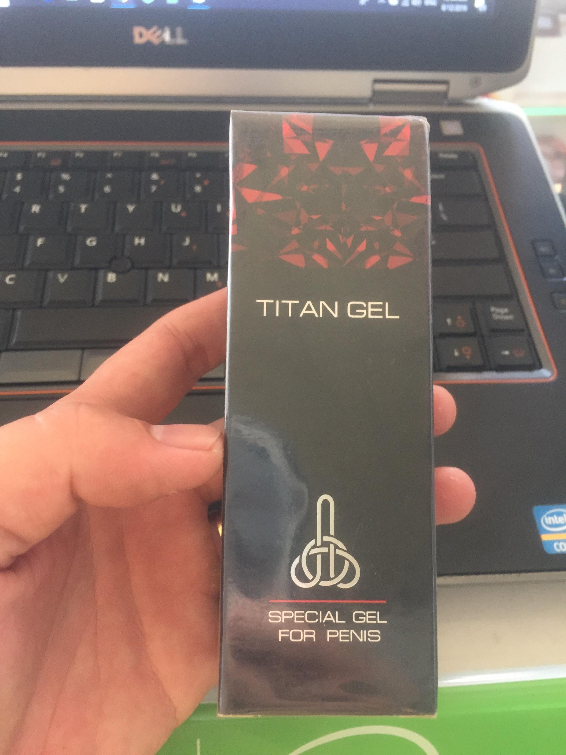 Dầu titan geI