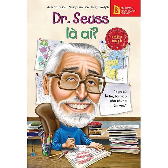 Mua Bộ sách chân dung những người thay đổi thế giới: Dr. Seuss là ai?