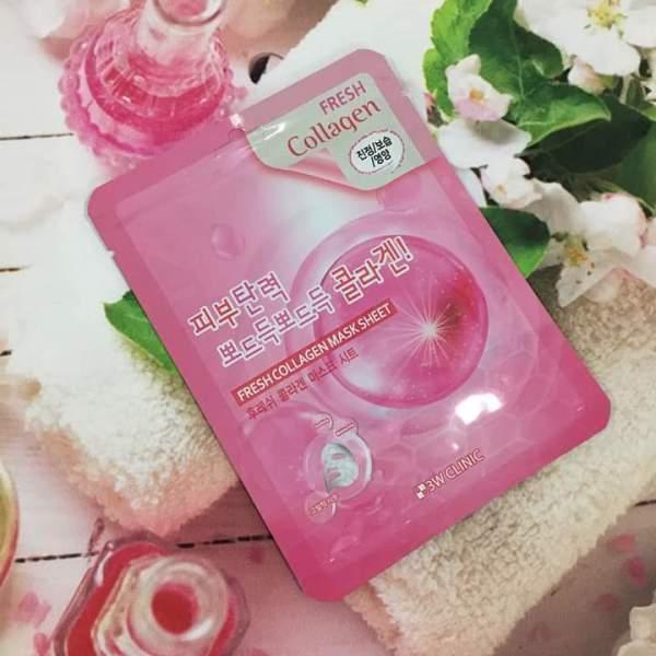 Mặt nạ collagen Hàn Quốc nhập khẩu