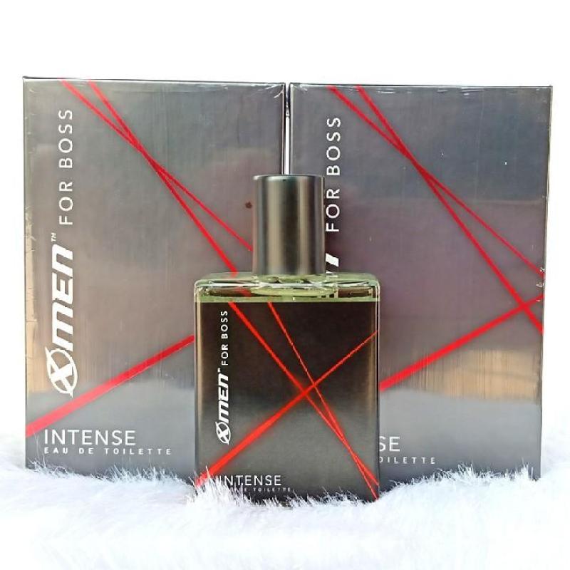 Nước hoa EDT X-Men for Boss Intense - Mùi hương trầm đầy nội lực 49ml