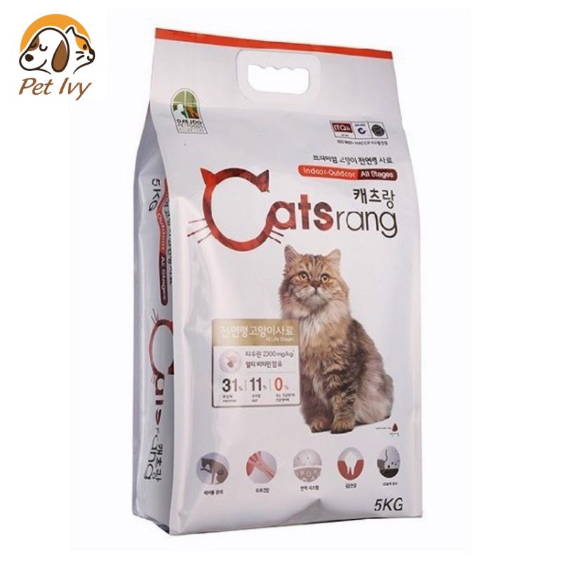 Thức ăn cho mèo Catsrang 5kg